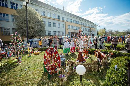 "Festival-contest ""Sunday, Pysanko"""
