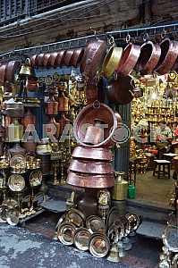 Souvenir shop. Nepal, Kathmandu