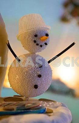 Candy Snowman