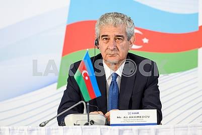 Vice Prime Minister Ali Akhmedov, Azerbaijan