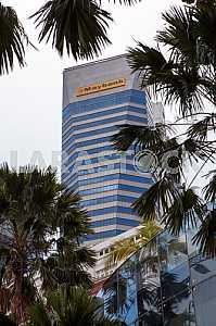 Singapore. High building