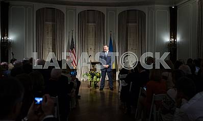 Poroshenko addressed the representatives of the Diaspora