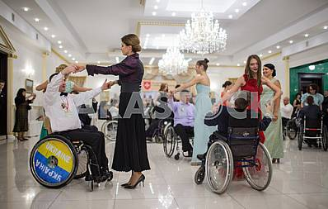 Marina Poroshenko opens IV Maltese ball for people with disabilities
