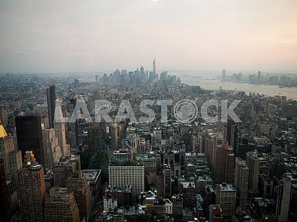 Manhattan From Above
