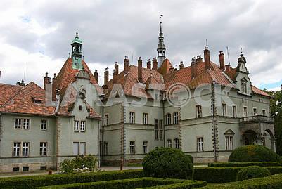 Schönborn Castle in Chynadiyevo