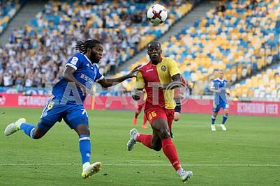 Dynamo Kiev 3 - 0 Star Kropiwnicki 08/12/2017