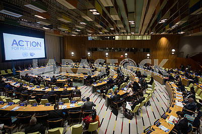 73rd session of the UN General Assembly