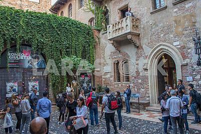 Balcony of Juliet