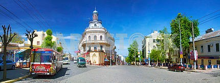 Chernovtsy- famous and popular
