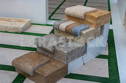 Products from a stone