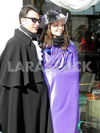 Carnival in Venice,Italy,Europe,9