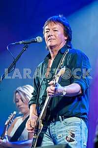 Singer, Сhrіs Norman