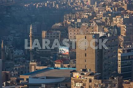 Amman - the capital of Jordan