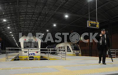 Railway express Kiev - Borispol