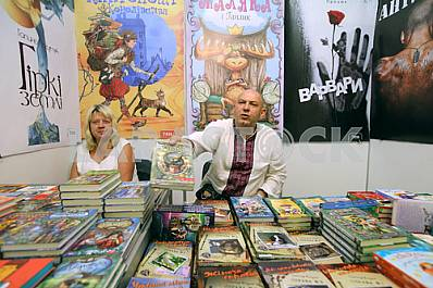 Poseteli selected book fairs