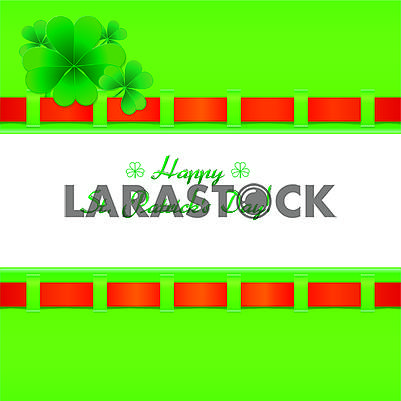 Background for St. Patrick Day, part 11.