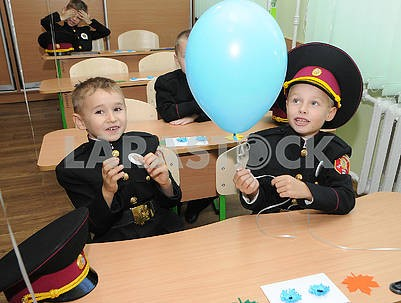 "Day of Knowledge in the Lyceum-boarding school №23 ""Cadet Corps"""