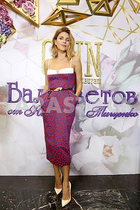 Designer Ekaterina Silchenko