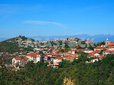 Sighnaghi City View