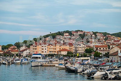 Quarter in Trogir