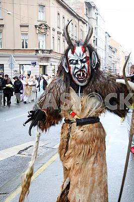 Carnival Zagreb 2018, Croatia, 17