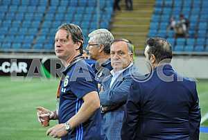 "Europa League ""Zarya"" (Lugansk) - ""Fenerbahce"" (Istanbul)."