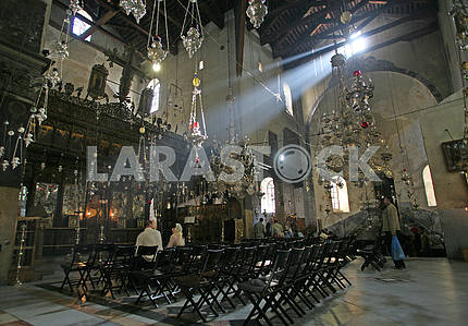 Basilica of the Nativity, Bethlehem, Israel