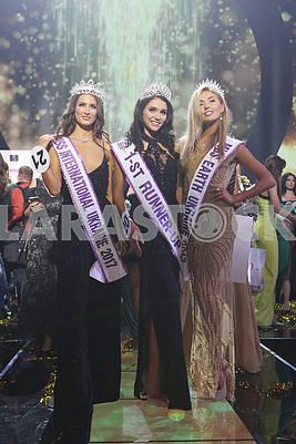 Ksenia Chifa, Irina Tkachuk, Diana Mironenko