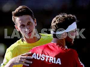 Davis Cup Ukraine-Austria
