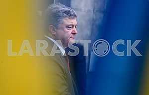 Poroshenko in Mariupol