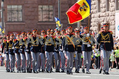 Soldiers of Moldova