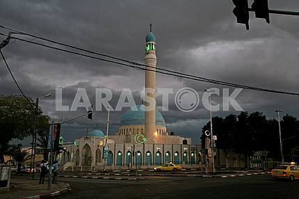 Mosque in Jericho, Israel
