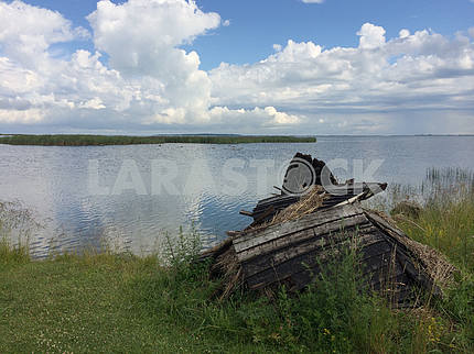 The islands of Saaremaa and Muhu July 10, 2016