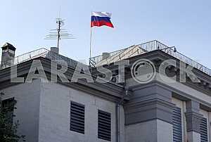 The Russian Embassy in Kiev