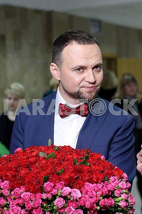 Composer Ruslan Quinta