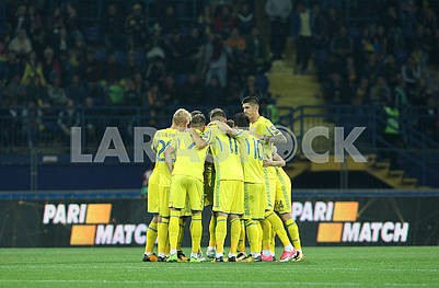 National team of Ukraine
