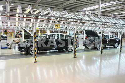 Assembly shop Eurocar