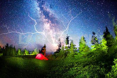 Storm thunderstorm tourism