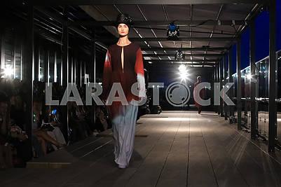 Mercedes-Benz Kiev Fashion Days Merel van Glabbeek show