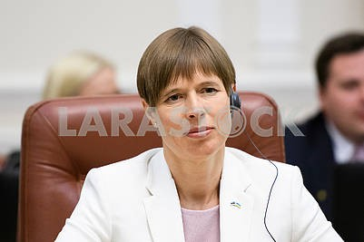 Kersti Kaliulaid, President of Estonia