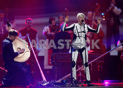 Onuka at the Eurovision Song Contest