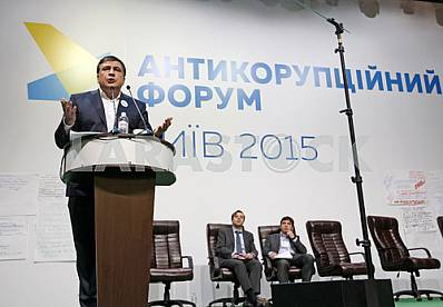 Anti-Corruption Forum in Kiev