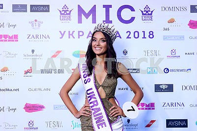 "23-year-old ""Miss Ukraine-2018"" Veronica Didusenko was disqualified from the competition"