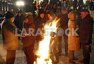 The second anniversary of Euromaidan.