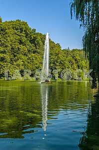 The famous park