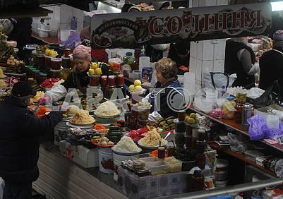 Vladimirsky market
