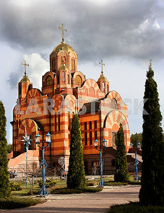 Temple of the Iberian Icon of Mother of God