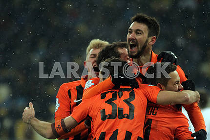 Shakhtar Players