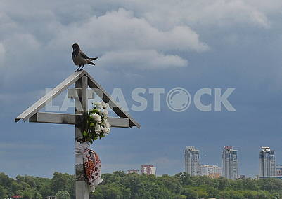 Bird on the Cross