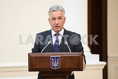 Nikolai Chechetkin, head of the State Emergency Service